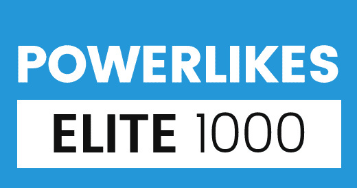 Powerlikes Elite 1000