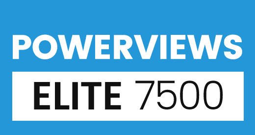 PowerViews Elite 7500
